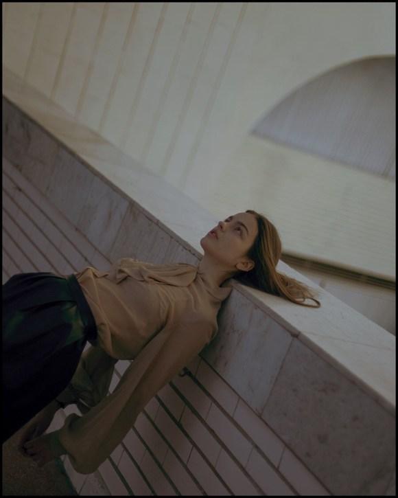 Elizaveta Chupris by Maxim Baglaev