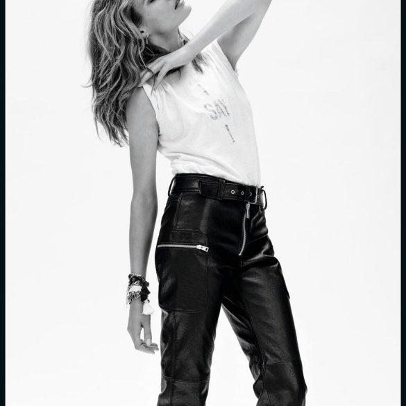 Natalia Vodianova by Nathaniel Goldberg for Vogue Paris