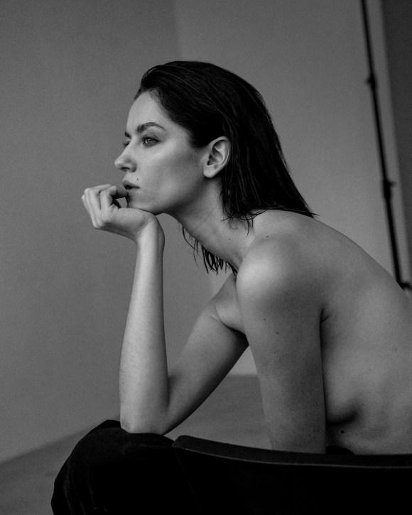 Vera Kurilo by Darya Boytsova