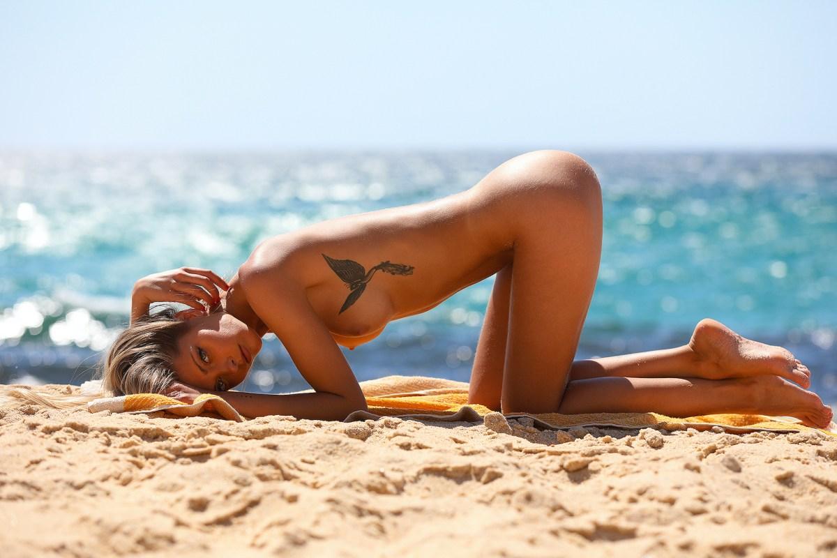 Alina Boyko by Ana Dias for Playboy Netherlands