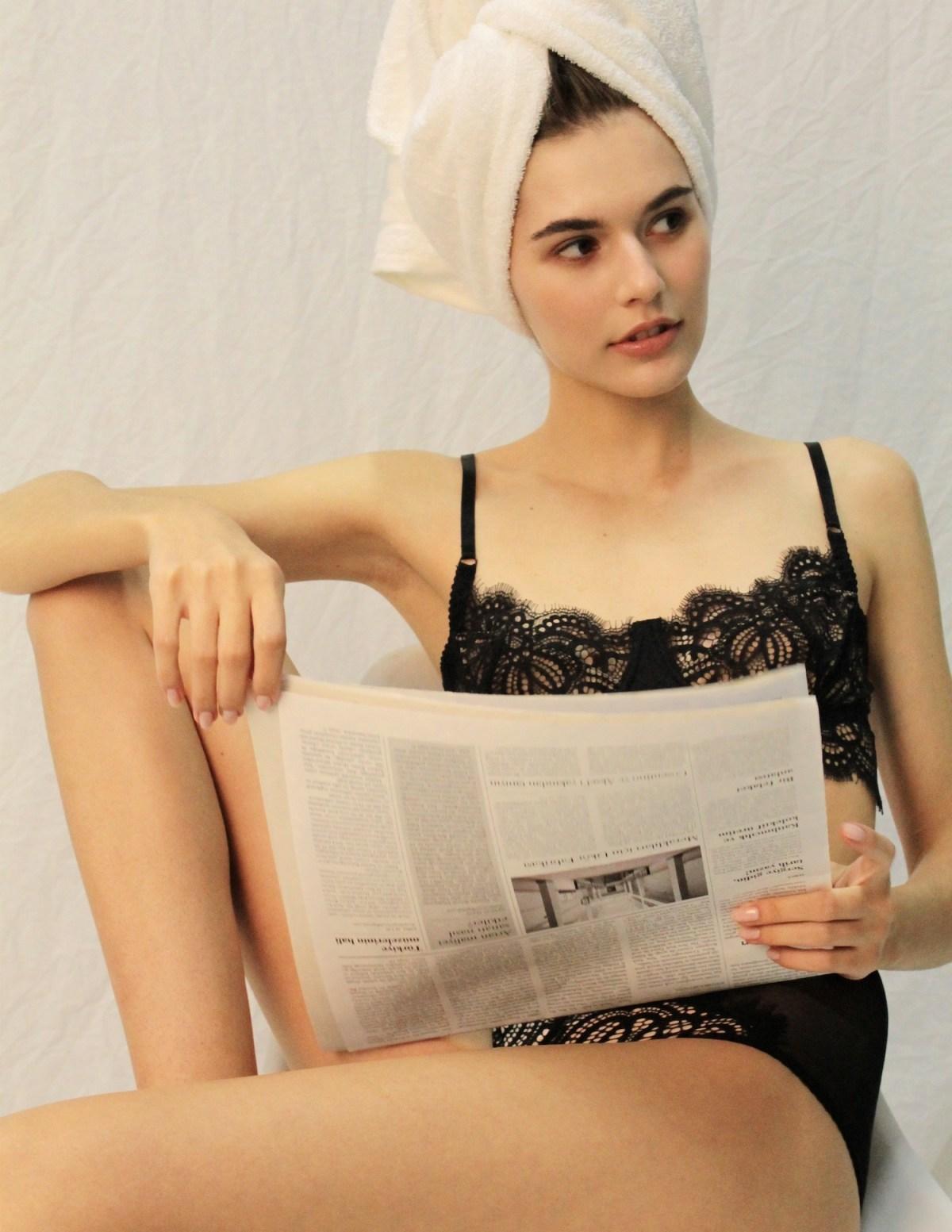 Sofia Shlykova by Nikita Dobrov