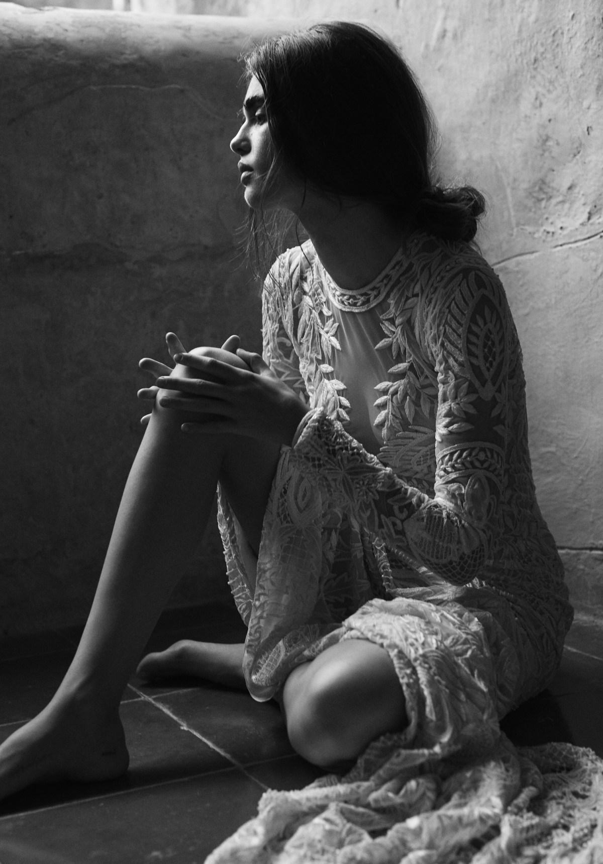 Portraits of Zoe Mantzakanis