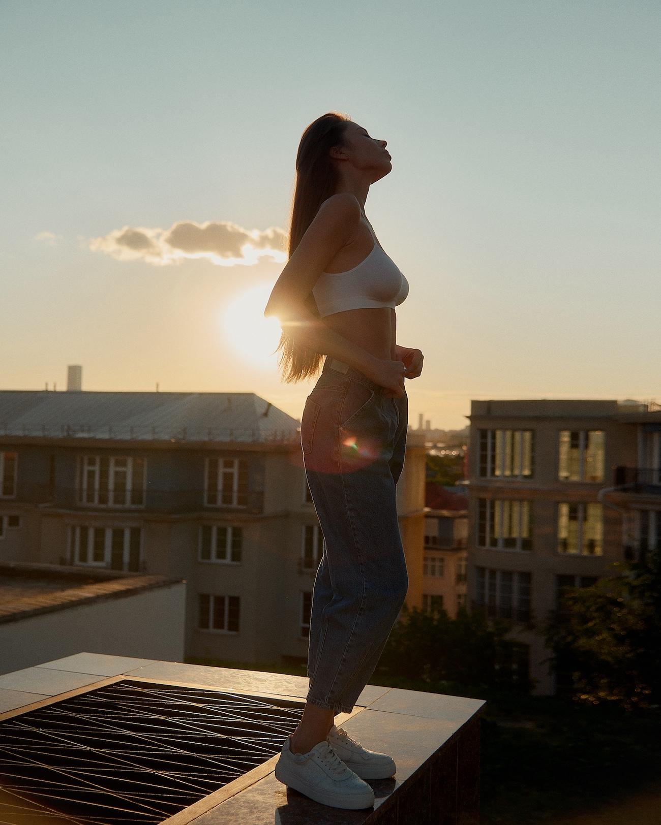 Anastasia Sysueva by Margo Serebryakova