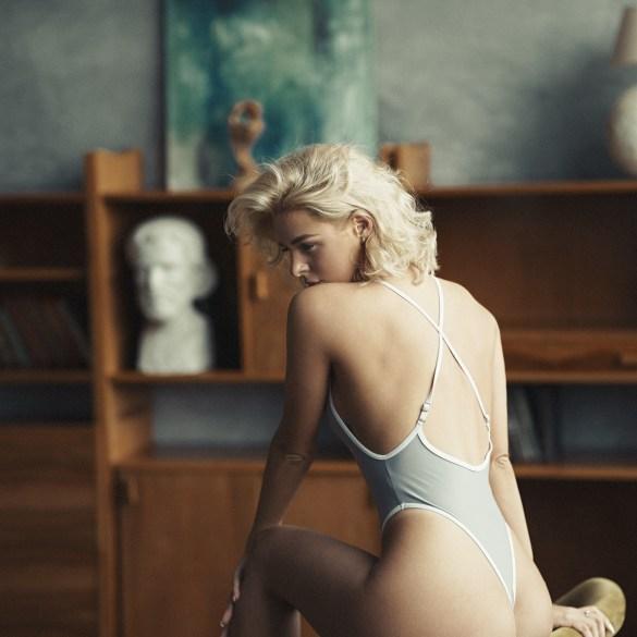Alexandra Romanovna by Vladimir Serkov