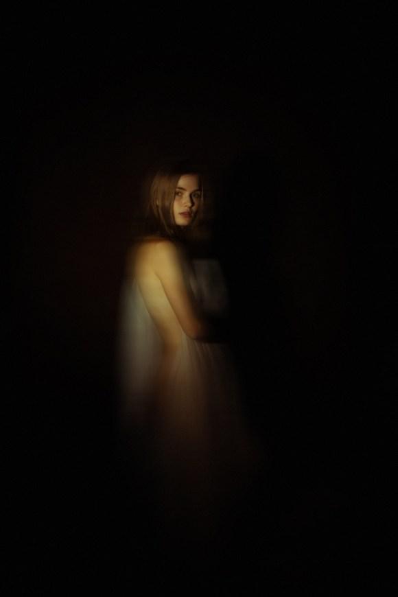 Alexandra Spiridonova by Veronika Smirnova