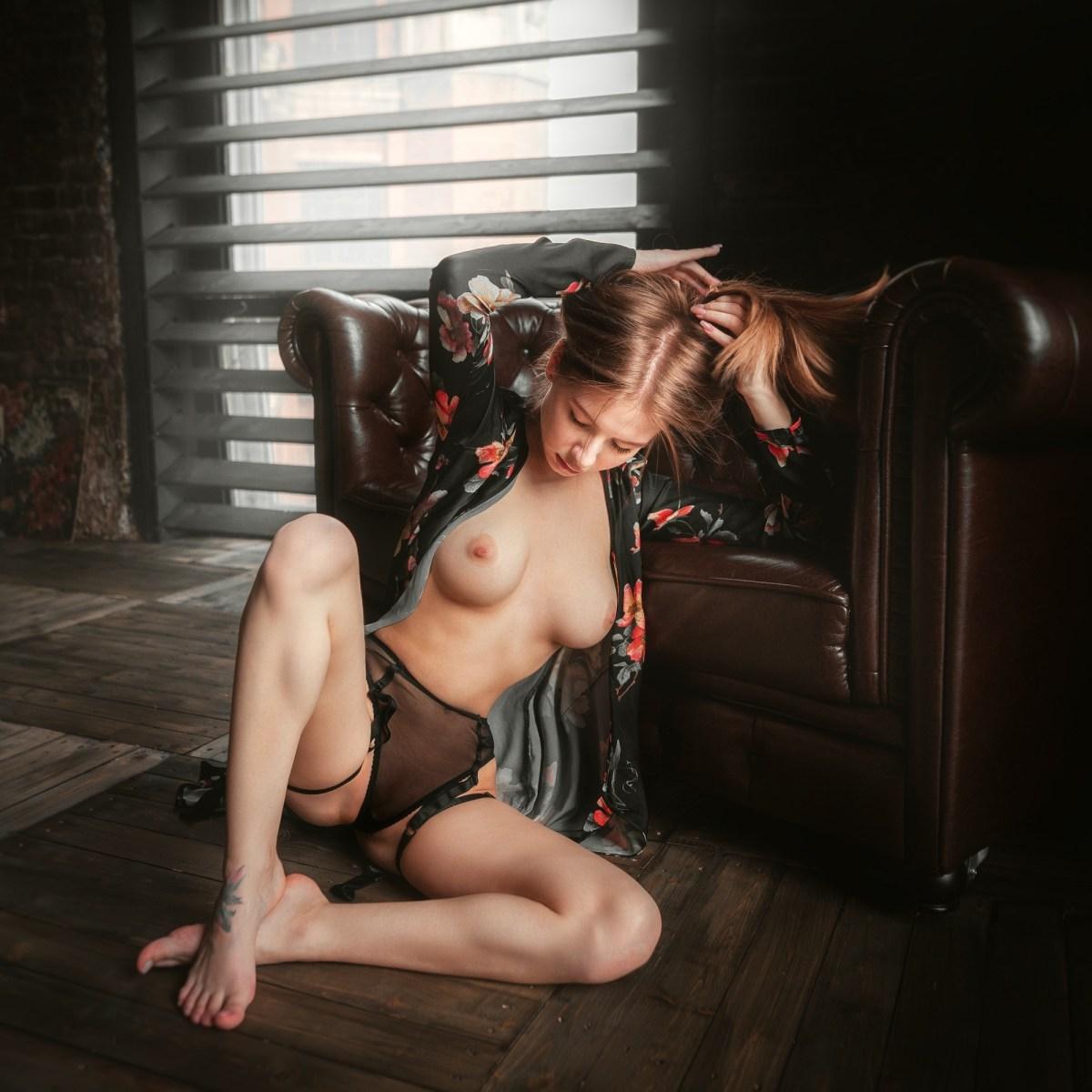 Alina Mayer by Andrey Vasilyev