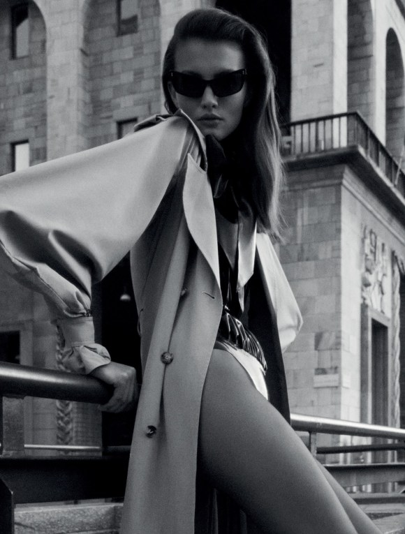 Hilal Ata by Alvaro Beamud Cortes for Vogue Greece