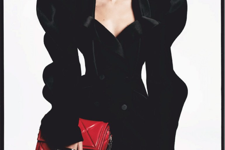 Vittoria Ceretti by Luigi & Iango for Vogue Japan 1