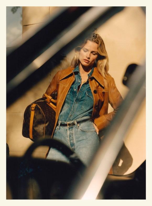 Edita Vilkeviciute by Quentin De Briey for Vogue Paris