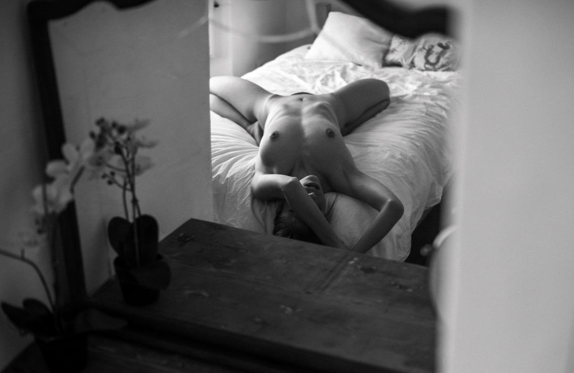 Rebecca Bagnol by Sacha Leyendecker