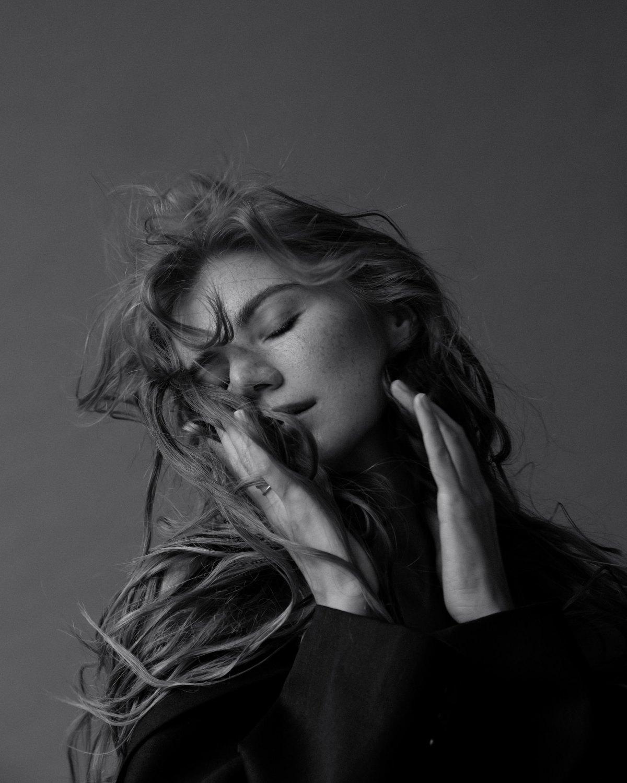Antonina Shersten by Anastasia Klimenkova