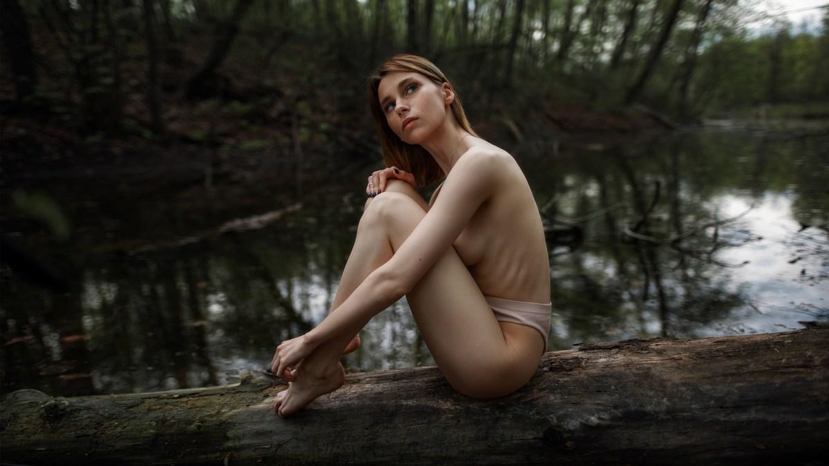Kristina Nikitina by Vladimir Tomarov