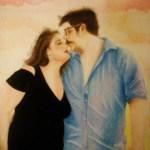 ritratti da foto su commissione - Ilaria e Alessandro