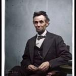 foto storiche ricolorate-abramo lincoln-danar keller