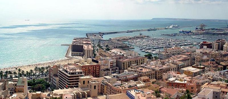 Alicante Port Authority Reports Improved Jan-Sep 2018 Results
