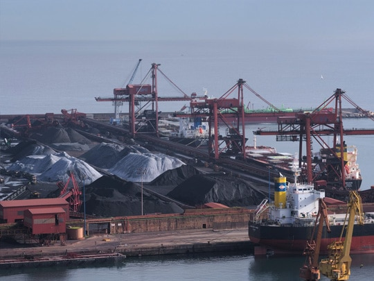 Natural Mining Resources Activities At Gijón Port Exceed Forecasts