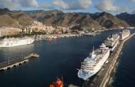Tenerife port expects 38,300 cruise passengers in September