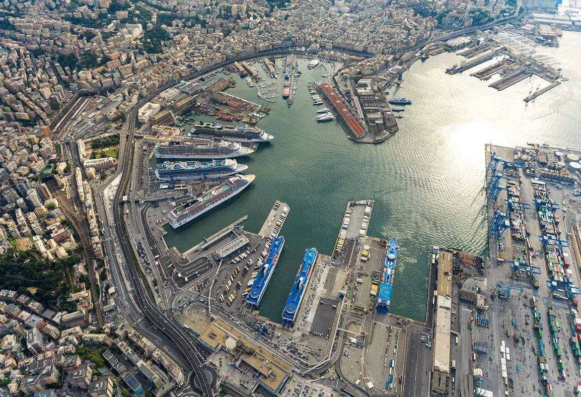 Genoa, Livorno, Palermo Ports To See Investment