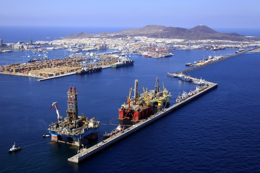 Las Palmas Port, The Foundation And Petrospot Prepare Agenda For The I Summit Supplies & Bunkering Las Palmas, June 2020