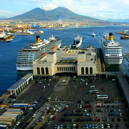 AdSP Del Mar Tirreno Centro-Settentrionale (Naples): Protocol For Job Security Signed