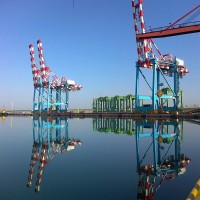 9,600 Tonnes Of Ammonium Nitrate Stored In Open Air In Ukraine's Pivdennyi Port