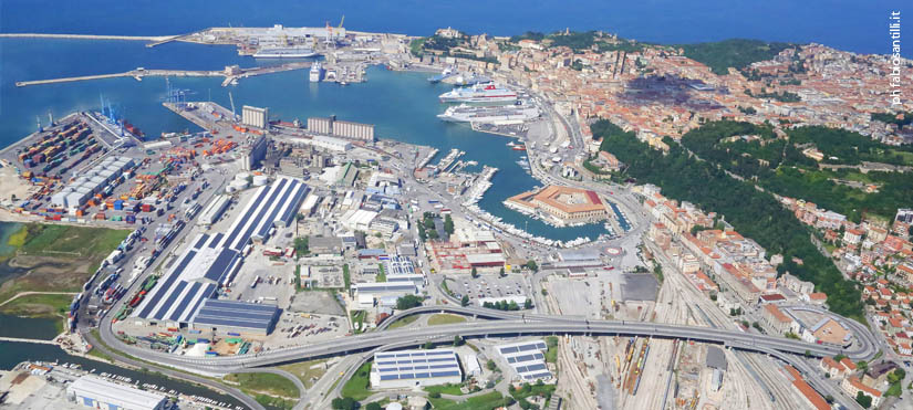 Italy: Total Port Cargo 2018/2019 By AdSP And Port