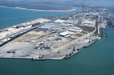 Cádiz Port To Improve Environmental Quality Of La Cabezuela-Puerto Real Dock