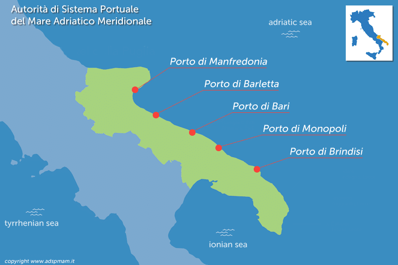 New Intermodal Railway Starts Between Interport Of Parma And Giovinazzo, Bari