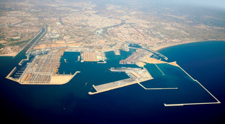 Valenciaport Signs Contract With Generalitat To Allocate 80,000 M2 Of Fuente San Luis As Provisional Container Warehouse