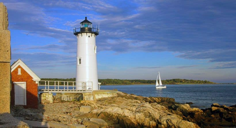 Portsmouth Harbor Lighthouse New Castle NH Things To