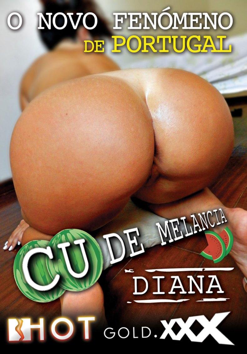 Diana cu de melancia vicio anal portugal tuga 2