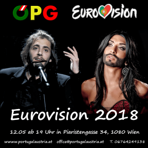 Eurovision Finale Poster