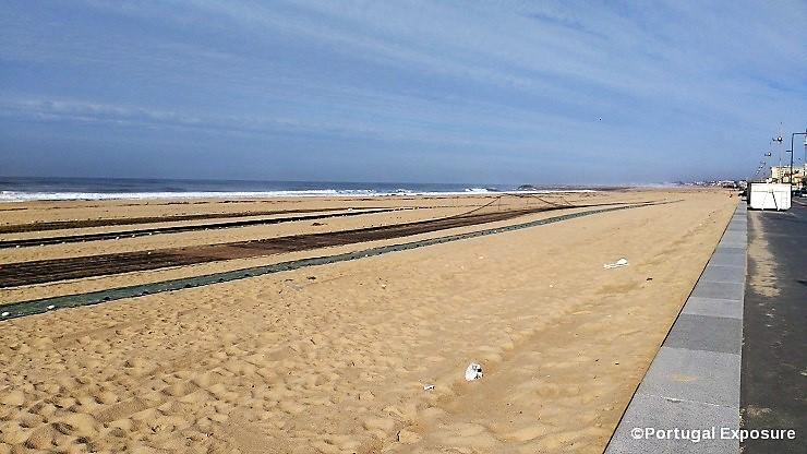 Espinho- best beach resort south of Porto