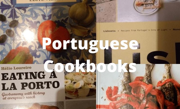 portuguese cookbooks