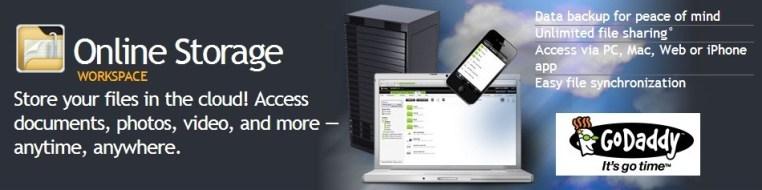 Cloud Storage and Cloud Hosting Godaddy