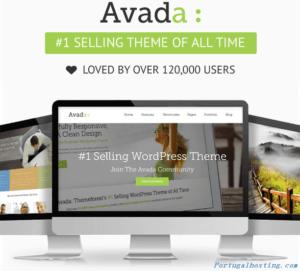 Theme Avada Responsive Multi Purpose