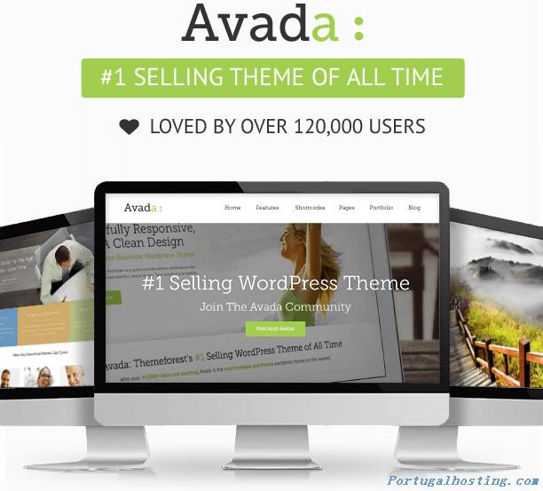 Theme Avada Responsive Multi-Purpose