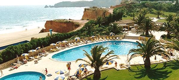 Initial Page Of Jardim Do Vau Resort Self Catering