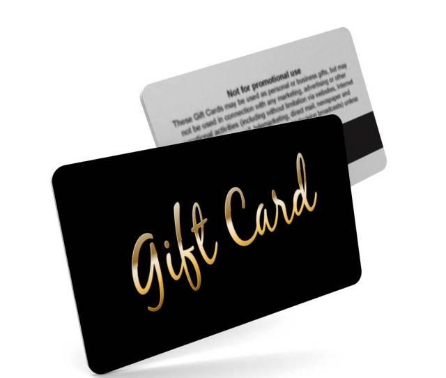 Aldelo Pos Custom Printed Color Logo Gift Or Server Swipe Cards