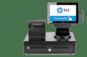 HP Retail POS System, Kassensystem