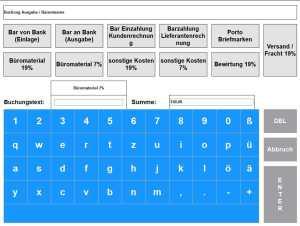 kassensoftware kassenbuch