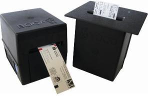 Drucker für Tickets, Kartenverkauf