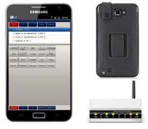 Mobile Handykasse Gastronomie von E+S Kassensysteme, Kassensoftware
