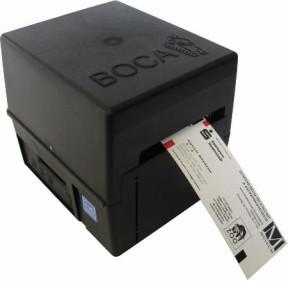 BOCA Ticketdrucker Lemur (L46) - manueller Kartenabriss