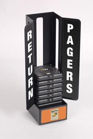 Untersetzer Pager Halterung E+S Kassensysteme, Kassensoftware
