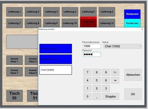 Maxstore Kassensoftware Anmeldung