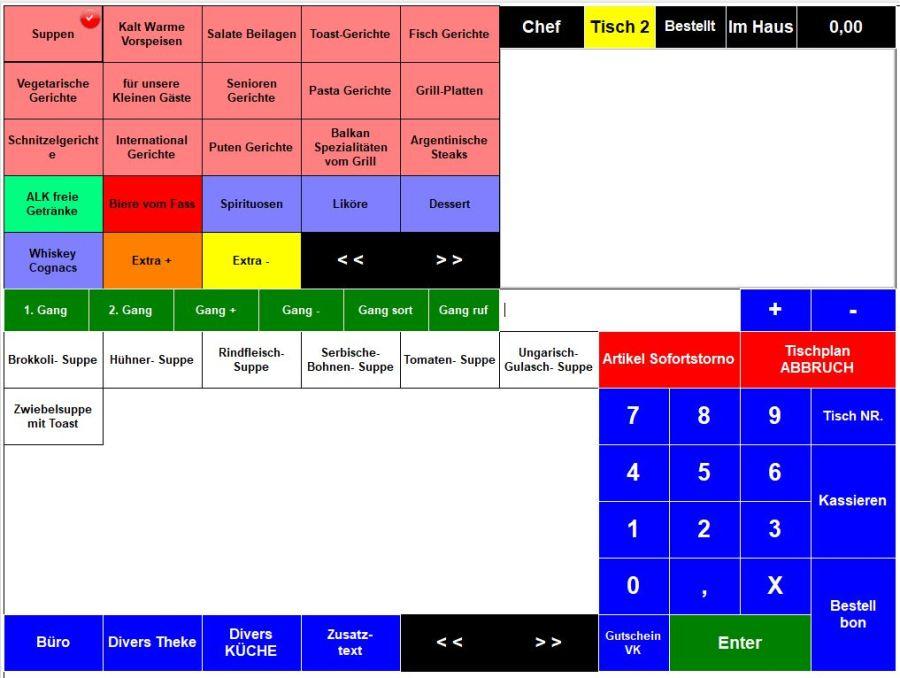 Maxstore Kassensoftware, kassenprogramm, kassensysteme