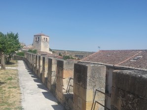 Muralla de Trascastillo