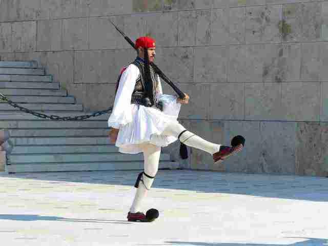 život i rad u Grčkoj