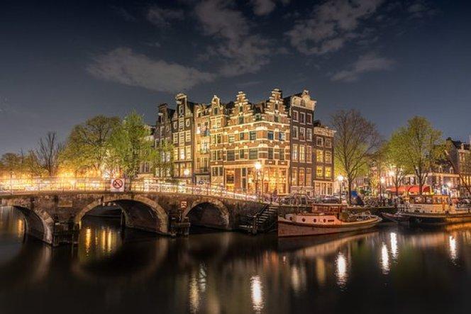 Život u Amsterdamu